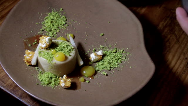 food dish - garnish stock videos and b-roll footage