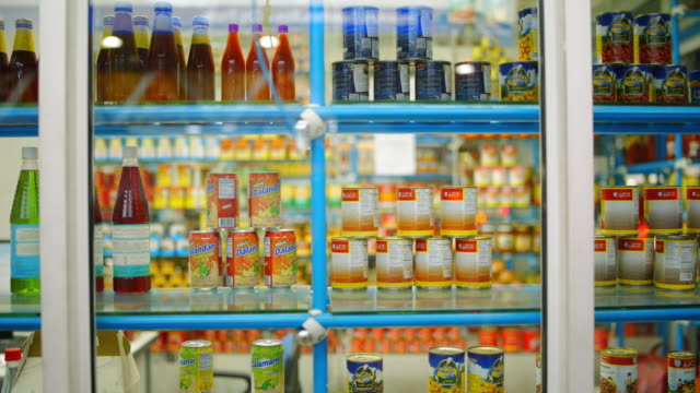 food items for sale in market - Dubai