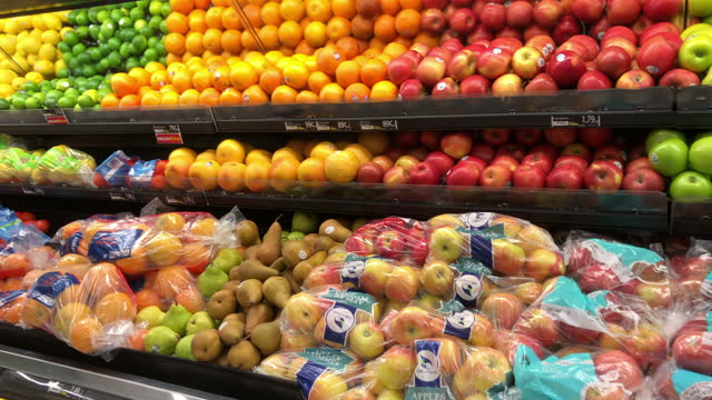 food lion is an american grocery store chain headquartered in salisbury, north carolina. it has over 1100 supermarkets in 10 states in the... - raw food stock videos & royalty-free footage