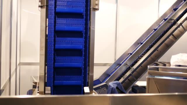食品包装機 - 梱包機点の映像素材/bロール