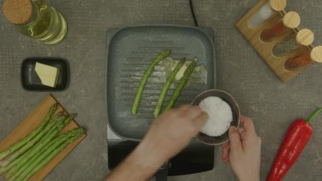Zubereitung der Speisen