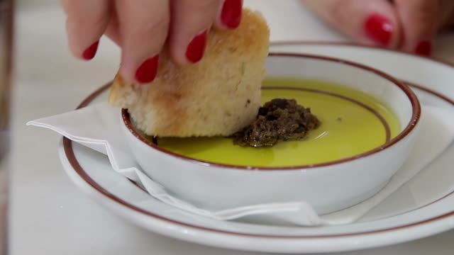 food restaurant olive oil - olive oil stock videos & royalty-free footage