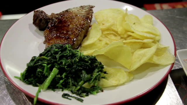 food restaurant porto beaf - shiso stock videos & royalty-free footage