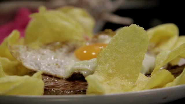 food restaurant porto - shiso stock videos & royalty-free footage