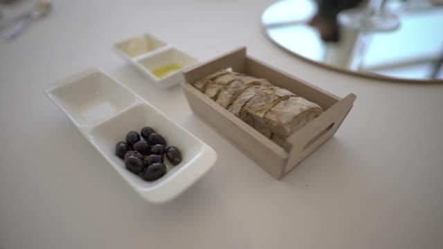 food restaurant - brambleberry stock videos & royalty-free footage
