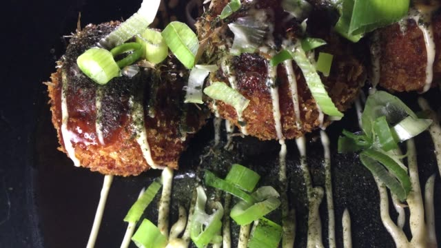 food restaurant - shiso stock videos & royalty-free footage
