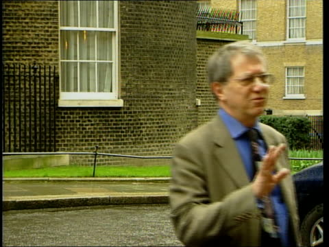 Measures working/1000 cases LTN JOHN ENGLAND London Downing Street Professor David King along from Number 10 to give no comment to press after...
