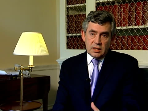 vidéos et rushes de gordon brown interview england london int gordon brown mp interview sot this has been the third meeting and we've got together all the scientists/... - processus biologique
