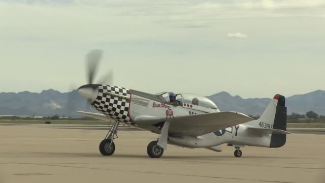 Footage from Heritage Flight 2019 at DavisMonthan Air Force Base Arizona Aircraft both historic and recent fly together during the certification...