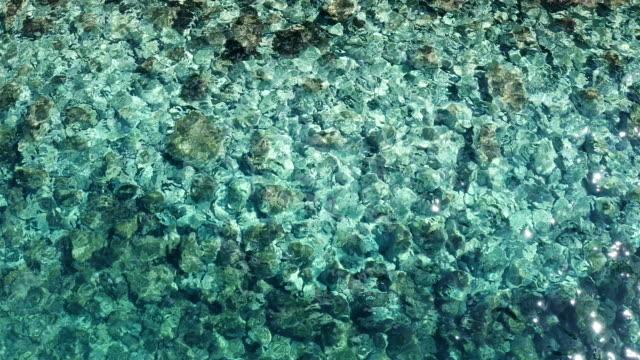水晶海の映像 - バレアレス点の映像素材/bロール