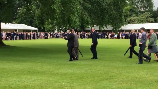 footage of the duke of edinburgh at the presentation of youth achievement awards founded in his name for what is thought to be the last time. - last stock videos & royalty-free footage