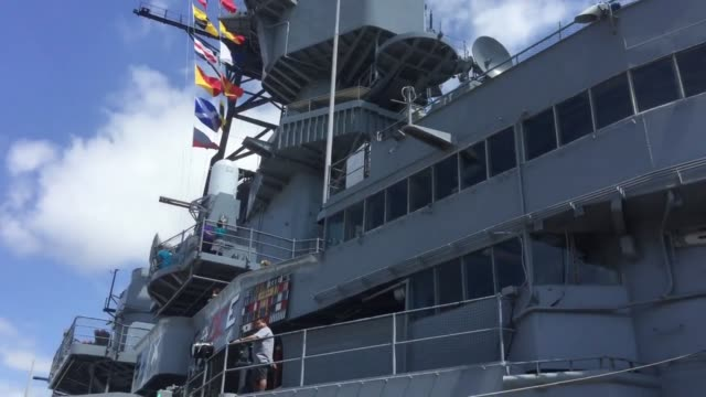 47 Uss Iowa Video Clips & Footage - Getty Images
