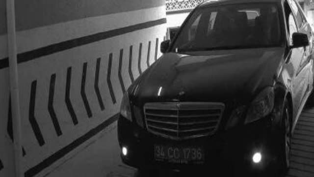 footage shows as two vehicle belonging to saudi consulate in istanbul enters in a parking area in sultangazi district of istanbul on the day which... - columnist stock videos & royalty-free footage