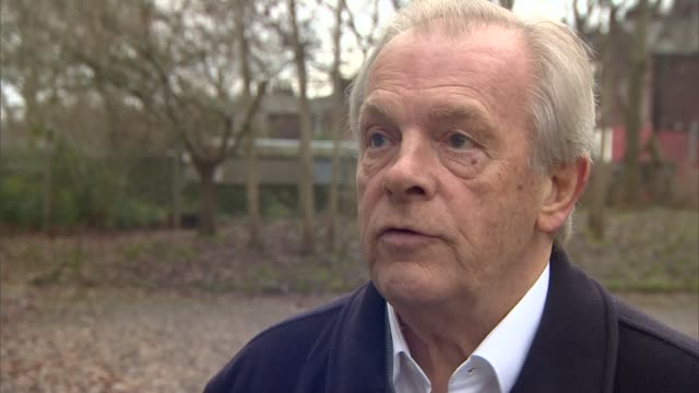 Football Association launches internal review into historical sex abuse allegations against youth coaches ENGLAND EXT Gordon Taylor interview SOT...