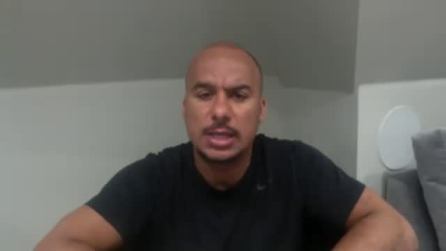 football clubs in england begin 4-day social media boycott in bid to tackle online abuse; england: int gabby agbonlahor interview via internet sot - news not politics stock videos & royalty-free footage