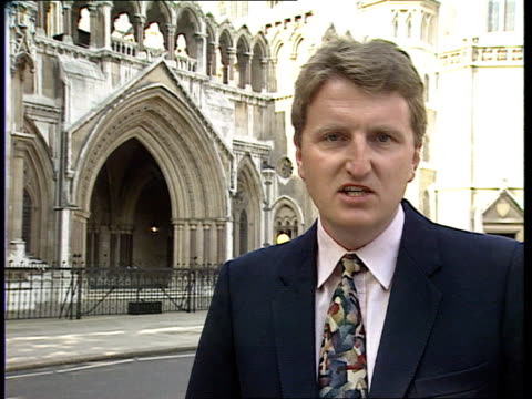 tv football deal lms lawyers coming out of court cms taylor i/c sof cms parry out of court cms rick parry intvwd sof the deal has been vindicated/ it... - 1992 stock videos & royalty-free footage