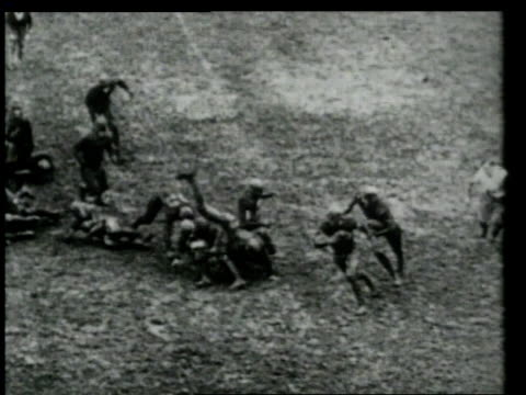 football game / united states - 1949 stock videos & royalty-free footage