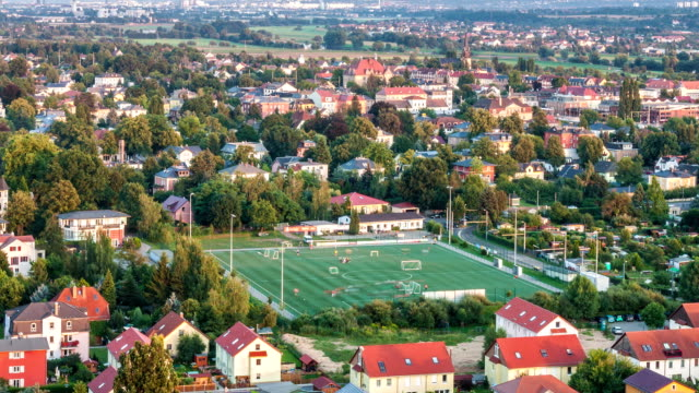 football training time lapse - dresden germany stock videos & royalty-free footage