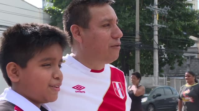 for his first ever trip abroad peruvian pedro ynfantes 44 is going big travelling with his 11yearold son pedro to são paulo porto alegre and rio de... - alegre stock videos & royalty-free footage