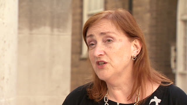 MP for Kensington Emma Dent Coad saying Grenfell Tower residents do not trust members of the inquiry and have 'been totally let down and betrayed'