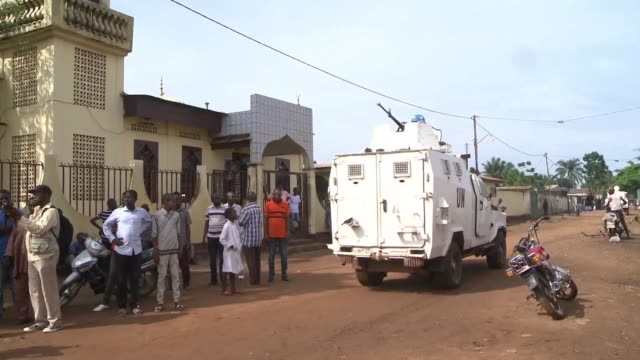 For several days the PK5 a neighbourhood where the majority of Muslims live in Bangui capital of the Central African Republic has been plagued by...