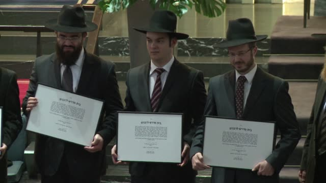 For the first time since the Second world War four rabbis have been ordained in Cologne the German city where a court ruling has sparked an emotional...