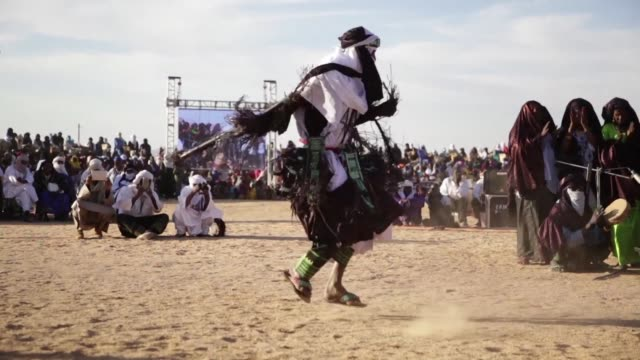 For three days from the 16 to 18 February the people of the Agadez region gathered at the Iferouane oasis for the Festival de l'Air considered the...
