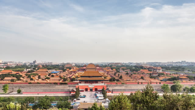 T/L WS Forbidden City Overlook / Beijing, China