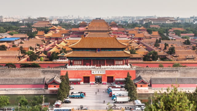 T/L WS ZO Forbidden City Overlook / Beijing, China
