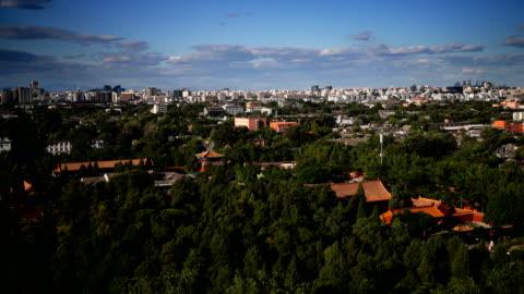 forbidden city - beijing stock videos & royalty-free footage