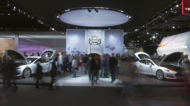 Detroit Car Show Videos And BRoll Footage Getty Images - Car show videos