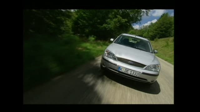 ford mondeo estate - ford motor company stock videos and b-roll footage
