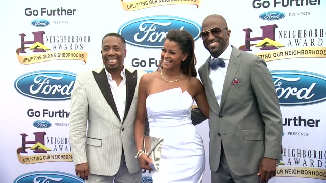 Ford Neighborhood Awards Hosted By Steve Harvey at Phillips Arena on August 09 2014 in Atlanta Georgia