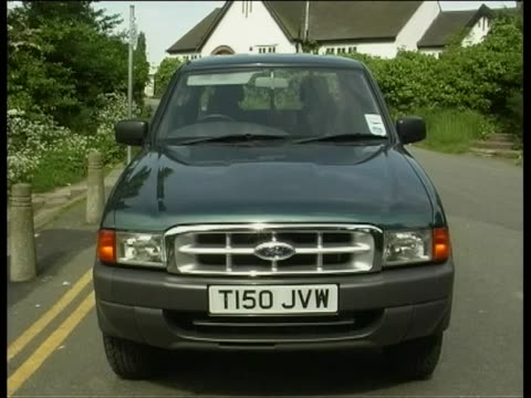 ford ranger 1999 - ford truck stock videos and b-roll footage