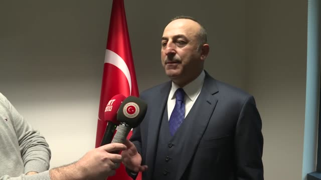 Foreign Minister Mevlut Cavusoglu on Monday criticized the recently announced plan of the US to form a socalled border army led by the terrorist...