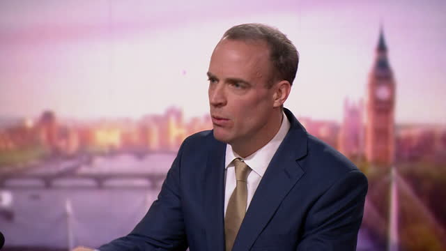 "foreign secretary dominic raab saying brexit negotiations are ""very finely balanced"" - balance stock videos & royalty-free footage"