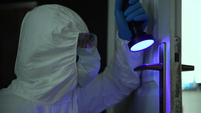 forensic scientist at work - crime stock videos & royalty-free footage
