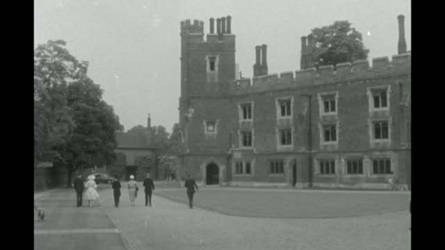 forest gate teenager wins scholarship to eton vs040659002 / tx 361959 berkshire eton college general views of eton college b/w men outside eton... - eton berkshire stock videos and b-roll footage