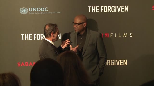Forest Whitaker admits he was scared to play Archbishop Desmond Tutu and do justice to someone he considers as a treasure to the earth as he presents...