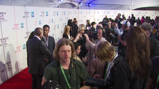 forest whitaker and renee zellweger at the 'my own love song' premiere 9th annual tribeca film fest at new york ny - open collar stock videos and b-roll footage