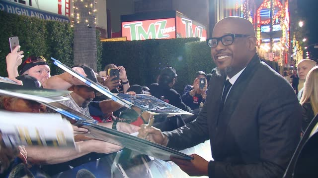 "forest whitaker at marvel studios' ""black panther"" world premiere in los angeles ca - premiere stock videos & royalty-free footage"