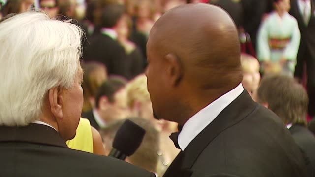forest whitaker at the 2007 academy awards arrivals at the kodak theatre in hollywood california on february 25 2007 - vacca stock videos and b-roll footage