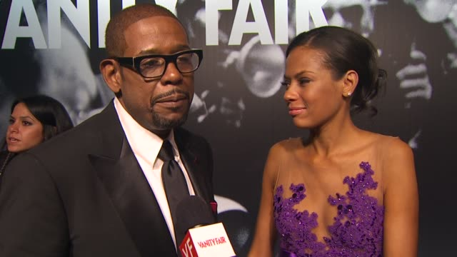 forest whitaker at the 2010 vanity fair oscar party hosted by graydon carter at west hollywood ca - graydon carter stock videos and b-roll footage