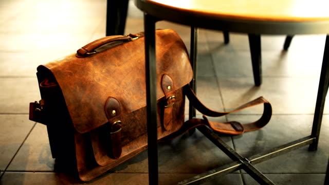 forgotten bag - satchel stock videos & royalty-free footage