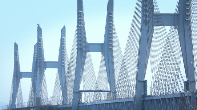 Formative Beauty of Seto Ohashi Bridge