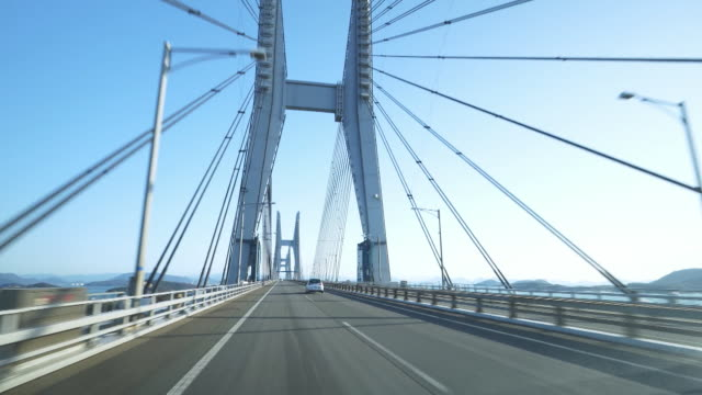 Formative Beauty of Seto Ohashi Bridge