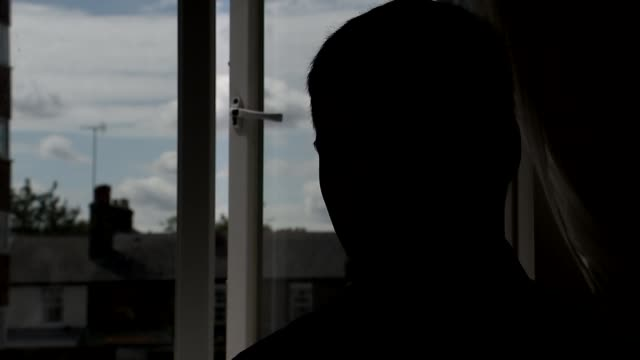 former army cadet who was sexually abused by british army officer receives payout from ministry of defence england int anonymous army cadet interview... - イギリス国防省点の映像素材/bロール