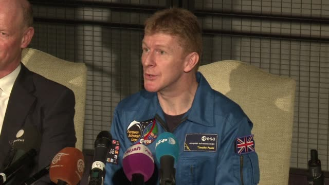 former army helicopter pilot was on monday named as the first home grown british astronaut to head to the international space station. clean :... - satellite stock videos & royalty-free footage