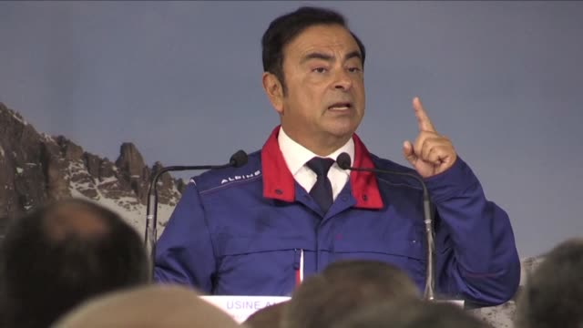 former auto industry titan carlos ghosn moves a step closer to freedom as a tokyo court unexpectedly granted him bail after more than three months in... - bail cricket stump stock videos & royalty-free footage