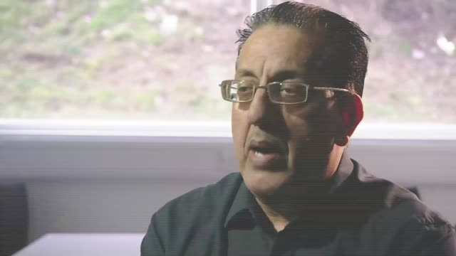 former bethnal green schoolgirl who went to syria to join islamic state may face prosecution if she returns to uk; england: int nazir afzal interview... - channel 4 news stock videos & royalty-free footage